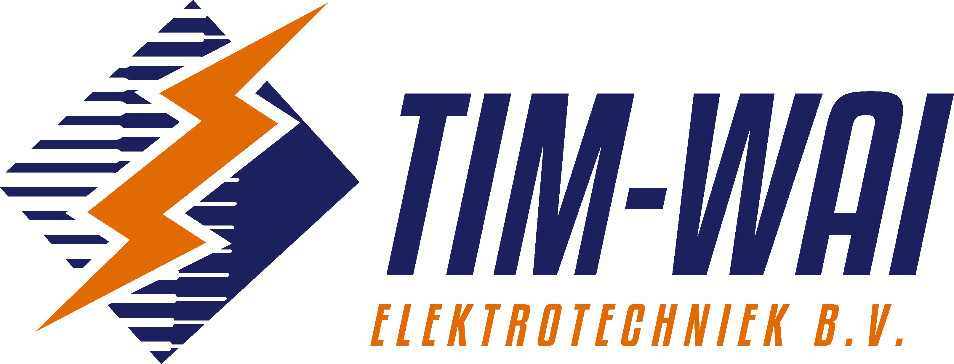 Tim Wai Elektrotechniek Logo